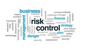 risk control animated word cloud text design animation motion  risk control animated word cloud text design animation