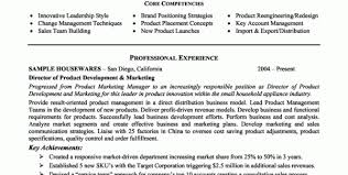 Fancy Import Export Executive Resume Sample Image - Example Resume ...