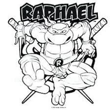 Teenage Mutant Ninja Turtles Coloring Pages Turtle Page To Print