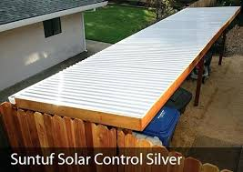 make your outdoor space more livable year round corrugated polycarbonate roof panel tuftex polycarb plastic