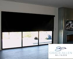 window treatments for sliding glass