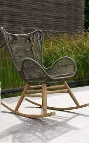 next bali rocking chair garden