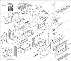 parts of a wood burning fireplace