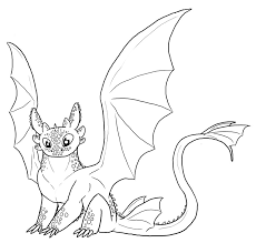 Small Picture Good Toothless Coloring Pages 41 For Download Coloring Pages with