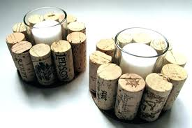 wall wine cork storage wooden box creative n ideas furniture table