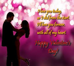 Romantic Valentines Day Quotes Mesmerizing Romantic Valentines Day Wishes Quotes Wishes For Valentine's Week