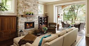 warm up the living room without turning