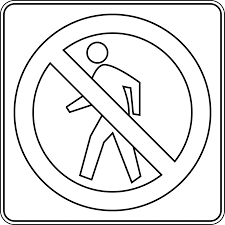 Safety Signs Coloring Pages Stop Sign Page From Traffic Category ...