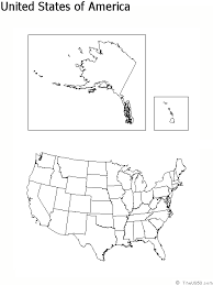 the us50 view the blank state outline maps Penger Compartment Fuse Box Infiniti G35 blank outline of the united states including alaska and hawaii