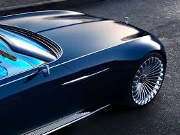 In cabriolet form, the vision 6 is still impossibly long, wide, and low. The Vision Mercedes Maybach 6 Cabriolet Rejects The Pod Based Automotive Future Wired