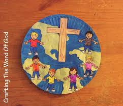 Easily print each sheet needed. Jesus Loves The Little Children Crafting The Word Of God