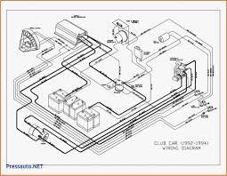 Car diagram volt club car golf cart wiring diagram for gas within electrical wiring club wiring diagram