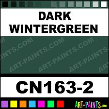 Duncan Concepts Color Chart Dark Wintergreen Concepts Underglaze Ceramic Paints Cn163