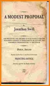 Jonathan Swift s A Modest Proposal  Summary   Analysis   Video
