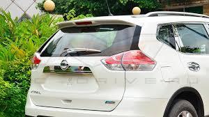 Хром <b>накладка на задний стеклоочиститель</b> Nissan X-Trail 2015 ...