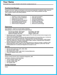 Banquet Server Job Description For Resume Bestresume Com