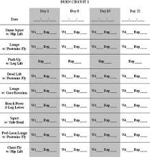 p90x fit test worksheet worksheets for all and share