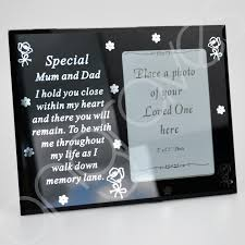 picture frame for mom and dad ideas