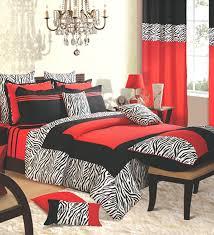 zebra print bedroom furniture. Red And Zebra Print Bedroom Ideas Stunning Black For Furniture Home Design