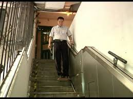 S China City Sees Old Building Renovated with Stair Lift YouTube