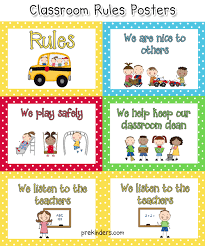 Preschool Class Rules Chart Pre K Classroom Rules Preschool Classroom Rules Preschool