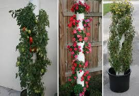 vertical planter garden 40 genius space savvy small garden ideas and solutions
