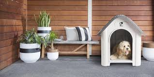 choosing the right home for your four legged friend is easy it all comes down to the size of your dog the size of your outdoor space