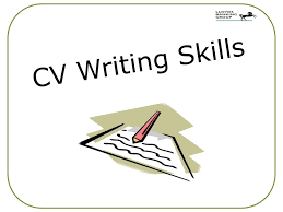 cv writing skills what is a cv it takes time to produce a good  1 cv writing skills