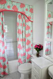 ideal bathroom valances and shower curtains for home decoration ideas with bathroom valances and shower curtains
