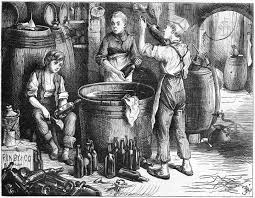 i begin life on my own account fred barnard s eleventh  i begin life on my own account fred barnard s eleventh illustration for the household edition of david copperfield 1872