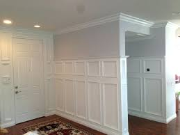 lowes wainscot chair rail at new with additional interior