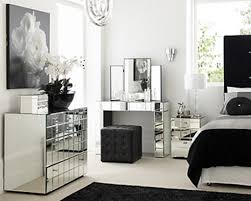 Captivating Mirrored Bedside Furniture. Mirror Cabinet Bedroom Silver And Mirrored  Furniture Black Set White Bedside B