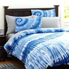 tie dye sheets surfers point duvet cover sham navy multi in comforters remodel full tie dye
