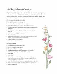 Wedding Checklist Template Printable | Wedding Checklist (2) - Free ...