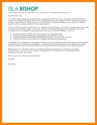 7 Social Services Cover Letter Job Apply Form