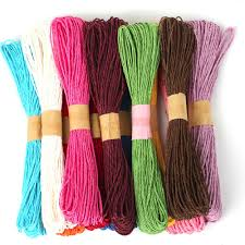 Decorating With Raffia Popular Paper Rope Buy Cheap Paper Rope Lots From China Paper Rope