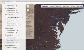 the digital declaration of independence david mcclure map
