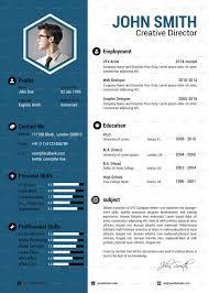 Attractive Resume Templates Stunning 28 Attractive Print And Resume Templates Template Marieclaireindia