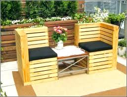 furniture of pallets. Furniture Made From Pallets Outdoor Gallery Of P