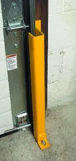 garage door protectorGuard extends life of rollup and garage doors