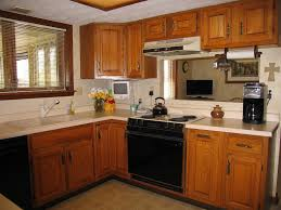 kitchen color schemes with oak cabinets kitchen colors