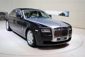 elegant car wallpaper: 2010 Rolls-Royce Ghost
