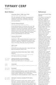 volunteer work resume samples visualcv resume samples database sample resume  objective - Resume Templates Volunteer Work