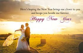 Quotes About New Love Unique Cute Happy New Year Wishes for Lover Romantic 48 Love Images