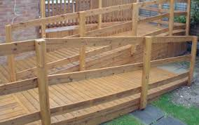 handicap accessible ramp plans. a wheelchair ramp can change directions as many times necessasry. handicap accessible plans t