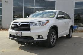 Pre-Owned 2015 Toyota Highlander 4D Sport Utility in Yuba City ...