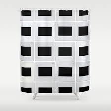 35mm Slides Film Vintage Shower Curtain By Simpinc