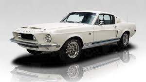 1968 Shelby Mustang GT500 KR Review - Top Speed