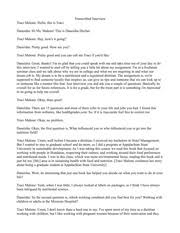nutrition reflection essay docher reflection 3 pages mock nutrition interview