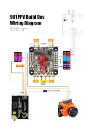 dys f4 pro v2 wiring diagram 901fpv memphis FPV Ground Station Diagram this diagram shows you how to wire a frsky receiver, tbs unify race, and a runcam camera to the dys flight controller link to the pdf dysf4_wiring_diagram